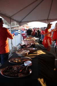 Chiefs Tailgating Party
